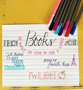 books listify